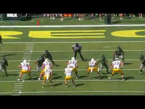 9.13.14 Wyoming at #2 Oregon Highlights