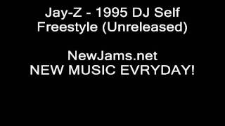 Watch Jay-Z Dj Self (freestyle) video