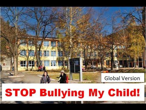 Eliminate bullying | stop bullying my child | school bullying | cyber bullying.