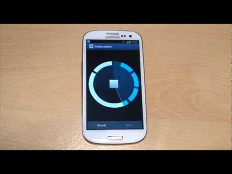 Samsung Galaxy S3 Vibration Ringtone. Custom Tones Feature