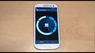Samsung Galaxy S3 Vibration Ringtone, Custom Tones Feature