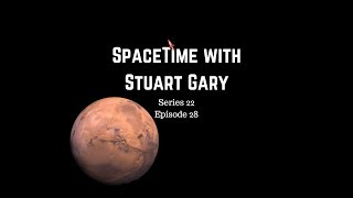 Rivers Raged on Mars Late into Its History | SpaceTime S22E28 | Astronomy Space Science