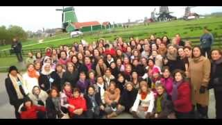 VIDEO VIAJE INTERNACIONAL MARY KAY  HOLANDA 2011