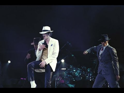 Michael Jackson Smooth Criminal Live Royal Bruney 1996 HD