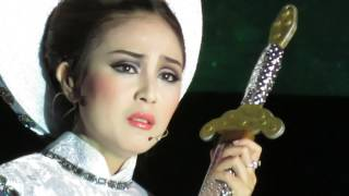 TĐ Đêm Mê Linh . Thy Trang - Lê Trung Thảo - SK Sen Hồng 11/5/15 11.78 MB