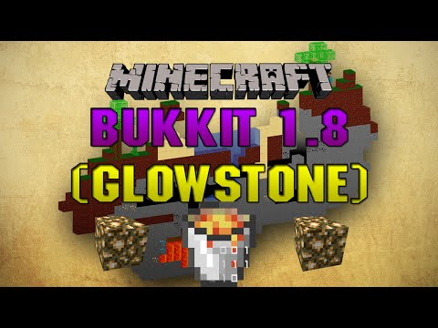 Minecraft: how to make a Bukkit 1.8 server ** WORKING **