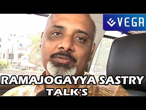 Ramajogayya Sastry Talks About Loukyam Movie -  Latest Telugu...