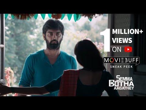 Semma Botha Aagathey - Moviebuff Sneak Peek | Atharva Murali, Anaika Soti | Badri Venkatesh thumbnail