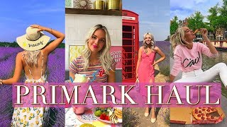 PRIMARK HAUL AND TRY ON | 2018