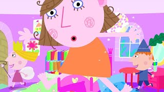 Ben and Holly's Little Kingdom Full Episodes 👍 Lucy's Sleepover | HD Cartoons for Kids