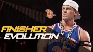 John Cena   Finisher Evolution 2000-2018