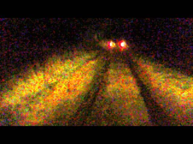 NIGHT TIME DRIVING OFF ROAD , ISUZU TROOPER AND MITSUBISHI PAJERO 4 X 4