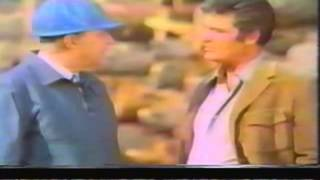"""Pete Duel and Geoffrey Deuel in """"The Name of The Game...The Savage Eye"""" (1971)"""