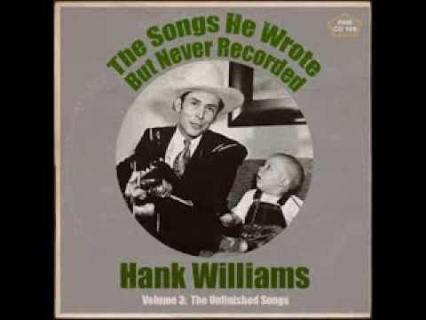 Hank Williams - ME AND MY BROKEN HEART
