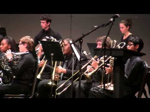 Wekiva High School Wind Ensemble State Competition 4-21-14