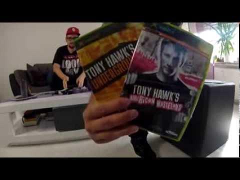 Lets Play CV-Folge 1: Tony Hawk's Pro Skater HD + Nachbericht zur Gamescom 2012