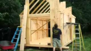 How to Build 8 x 10 Shed