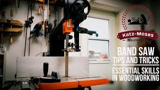 Essential Woodworking Skills - The Bandsaw