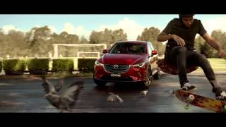 Mazda 2015 First Ever CX 3 SUV TV Commercial