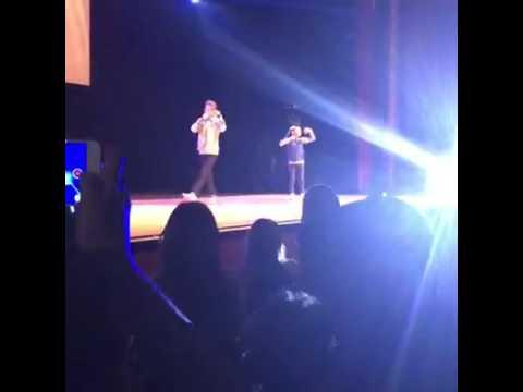 MattyB - (Ms. Jackson) concert 2016