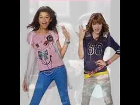 pictures of Zendaya Coleman And Bella Thorne