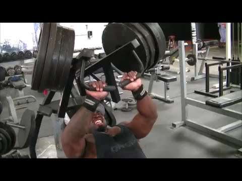 Back and Chest OVERTRAINING with Big Rob, Big Alex and Sean Torbati at Metroflex Long Beach