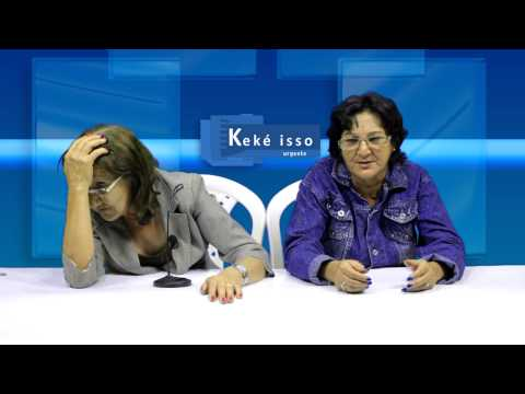 KEKÉ ISSO URGENTE - LÍNGUA E CAMISAS