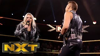 Rhea Ripley is confronted by Toni Storm and others: WWE NXT, Jan. 8, 2020