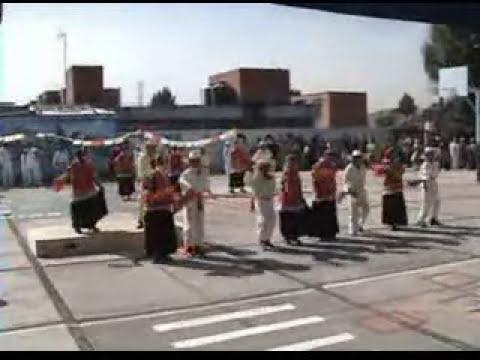 BAILE REGIONAL DE GUERRERO EN LA ESCUELA GUILLERMO ROBLES GIL ECATEPEC