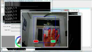 Human Computer Interface - Interacting with Virtual Objects