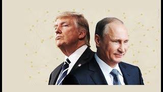 SHOCK: Putin is Trump's Source on
