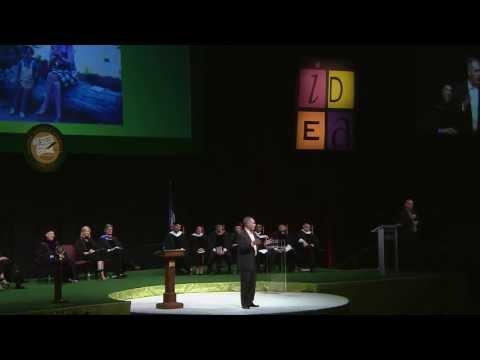 Ángel Cabrera: Inauguration Speech