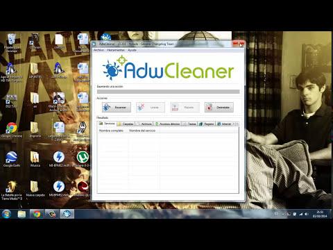 Borrar virus y malwares del navegador facil y rapido| Google Chrome