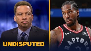 Chris Broussard explains why Kawhi Leonard is delaying his FA decision | NBA | UNDISPUTED