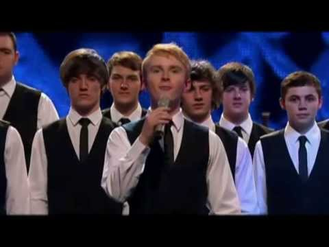 The classic John Lennon Merry Christmas (War is Over) performed by Only Boys Aloud in their own inimitable style. Recorded in 2012.