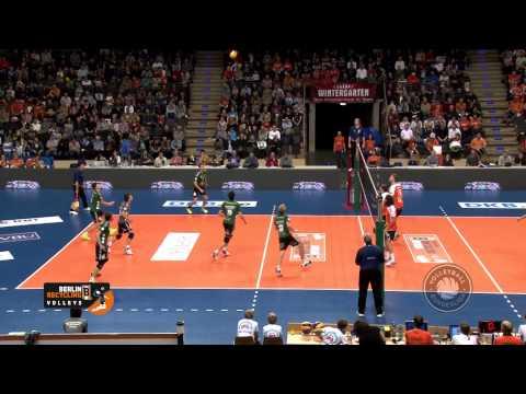 Best of Five 14/15 - Folge 5 - BR Volleys gegen Netzhoppers KW