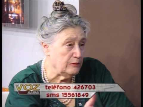 En voz Alta | Cristina Bajo Bloque 1