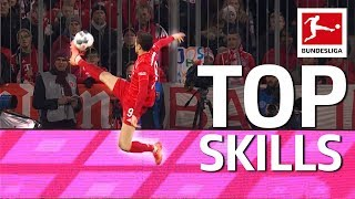 Top 10 Skills 201920 So Far - Coutinho, Lewandowski, Havertz amp More