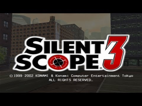 Silent Scope 3 Playthrough PCSX2 [1080p] [NVIDIA Shadowplay]