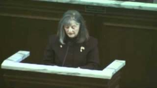 Raw Video: Sally Kern's House Apology