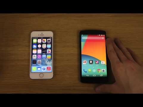 Ios 7 Против Android 5