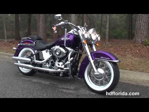 New 2014 Harley Davidson Softail Deluxe Motorcycles for sale - Tallahassee, FL
