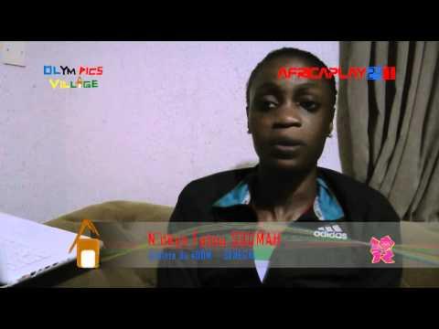 JO 2012/Ndeye Fatou Samou: