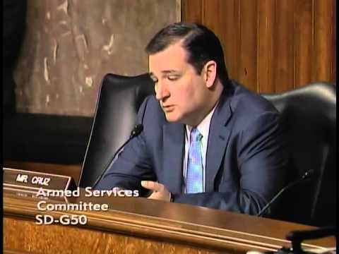 Sen. Ted Cruz Q&A with Vice Admiral Michael S. Rogers on NSA Surveillance