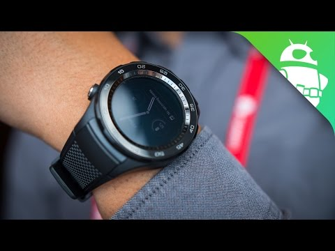Android Wear 2.0 Update Details Emerge