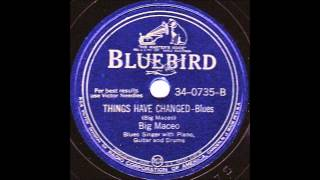 Stick McGhee - Things Have Changed