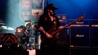 Watch Motorhead Rock Out video
