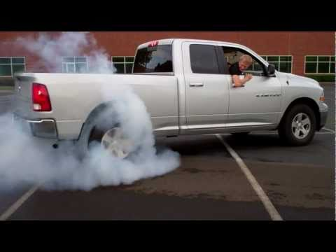 2011 RAM 1500 Burnout