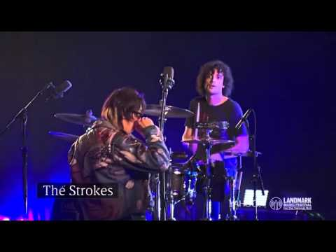 The Strokes 2015 (HD) Welcome To Japan Live at Landmark Music Festival