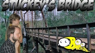 Ghost of a Serial Killer - Investigation at Stuckey's Bridge (Savoy, MS) | Case #2
